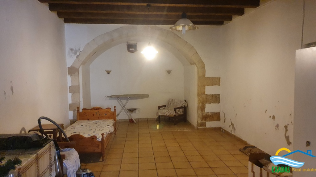Listed monument house 250 sq.m. in the Old Town of Rethymno