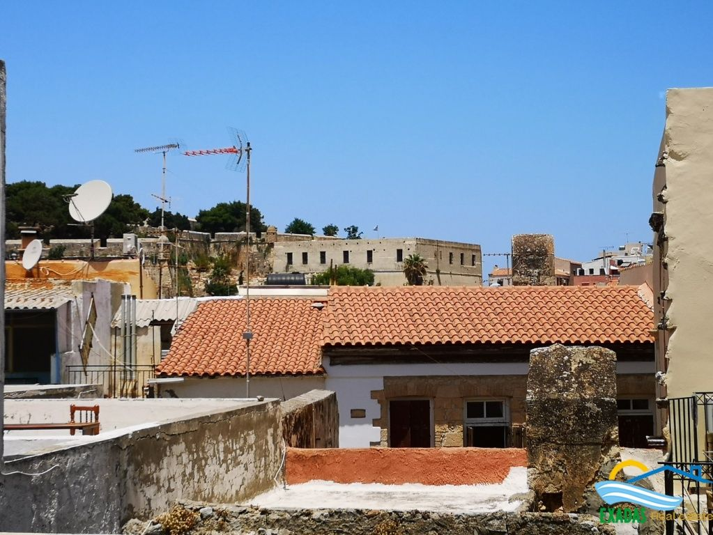 Traditional property of 220 sq.m in the old town of Rethymnon