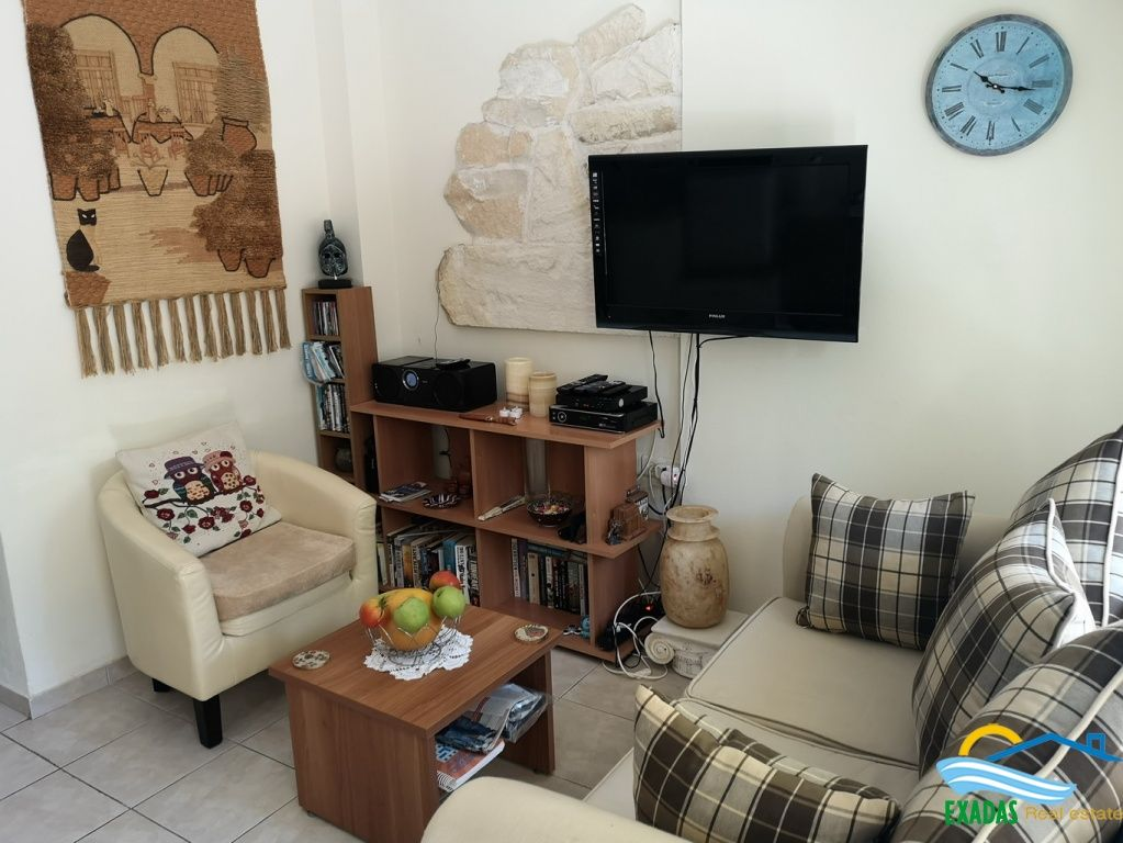 A really great opportunity of one bedroom apartment by the centre of the popular village of Fodele
