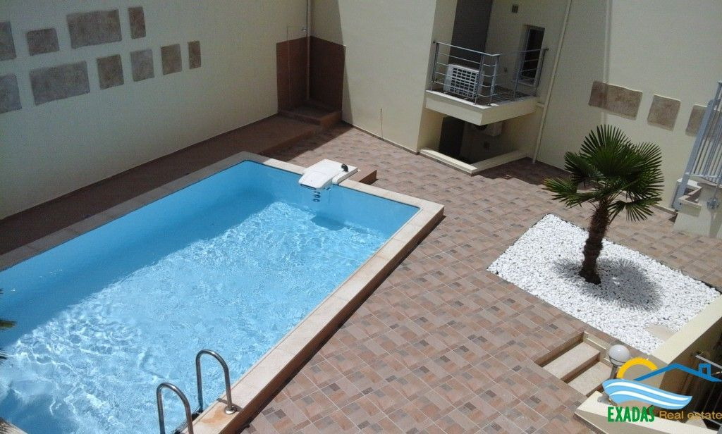Seaside Apartment With Amazing View For Sale In Bali Rethymnon Crete