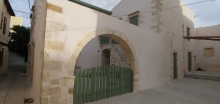Unique traditional property for sale within a popular village near Rethymnon and beach