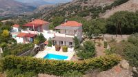 Villa at special price of 3 brs with swimming pool and large garden near Spili of Rethymnon