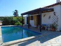 Detached villa of 90 sq.m built on 568 sq.m plot offering nice views and s/p in Vamos