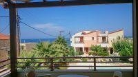 Excellent top floor apartment of 2 b/rs in the center of Panormon next to the beach!