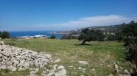 Large plot of land with panoramic Sea views located very close to the city of Rethymnon, in Gerani