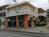 Ground floor Retail shop and first floor apartment located in one building are for sale together