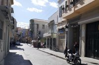 Property of  34 sq.m plus a loft is for sale by the most popular street in Rethymnon city