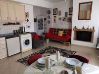 Nice house of 1 bedroom at great price with small garden and roof terrace for sale in Viran Episkopi