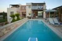 New special price!, Large Luxury villa very close to Rethymnon city and beach!
