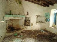 Stone built old property of 113 sq.m on plot of 224,8 for sale in small traditional village