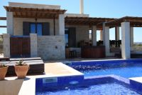 Large luxury villa with amazing views for sale close to Rethymnon city.