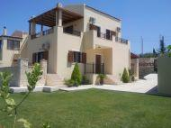 Luxury  villa 120 sq.m , built on plot 500 sq.m for sale in Agios Dimitrios, Rethymnon, Crete