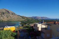 Amazing view house for sale of 1 bedroom above Kournas lake!